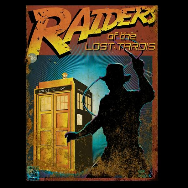 Raiders of the Lost TARDIS