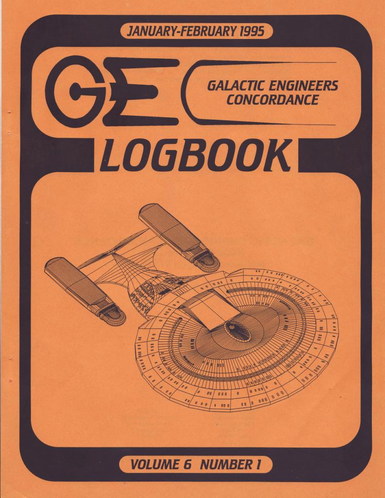 Galactic Engineers Concordance Logbook