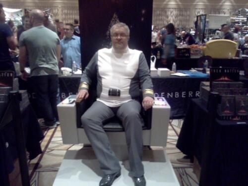 Star Trek Las Vegas Convention 2012