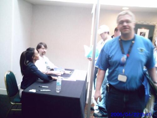 Rachel Luttrell from Stargate: Atlantis