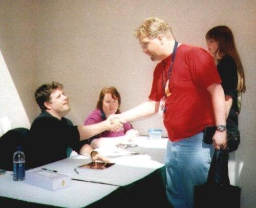 Sean Astin of Lord of the Rings