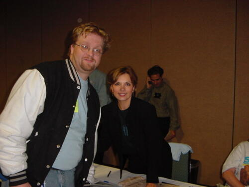 Teryl Rothery of Stargate: SG-1