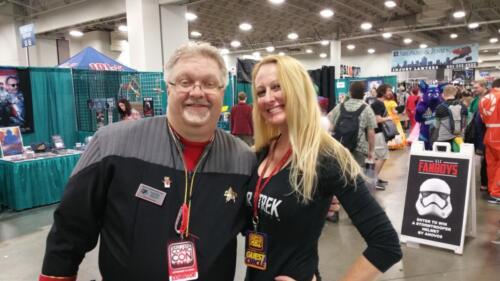 Cat Roberts Salt Lake Comic Con 2016